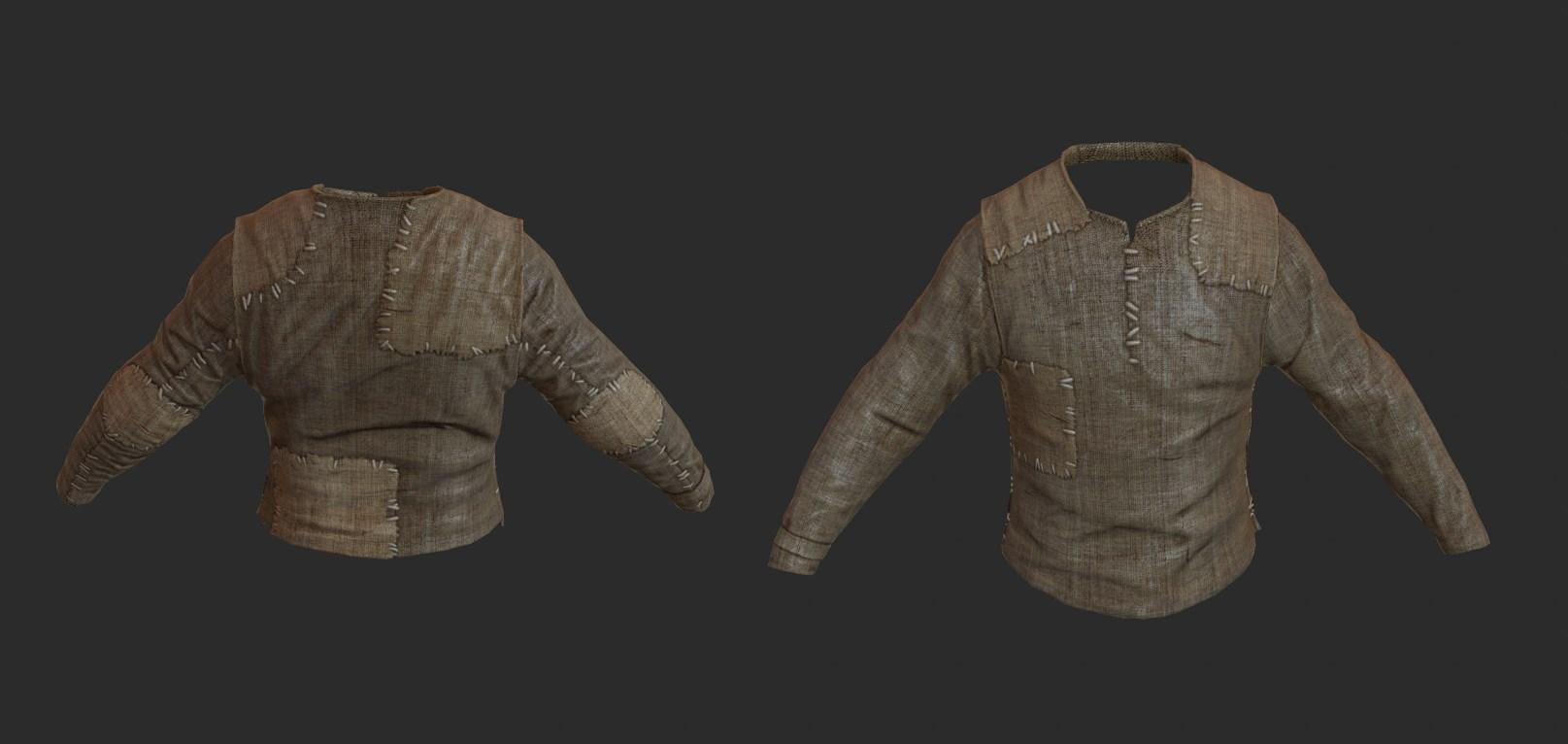 Обновлена одежда