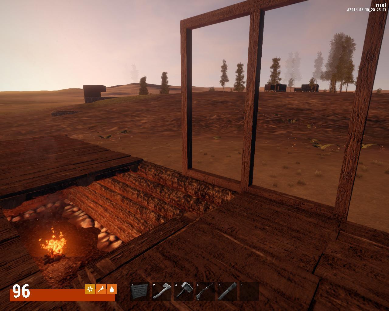 Баги в Rust - Стена и лестница