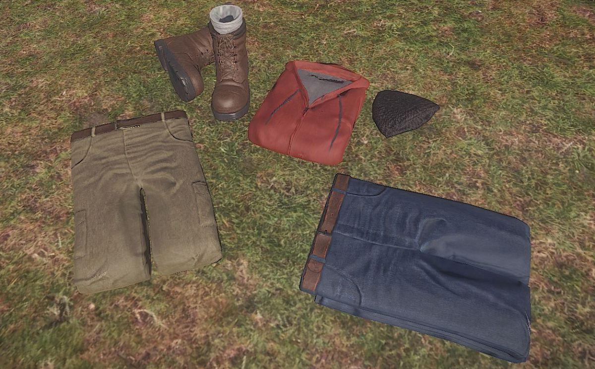 Модельки одежды