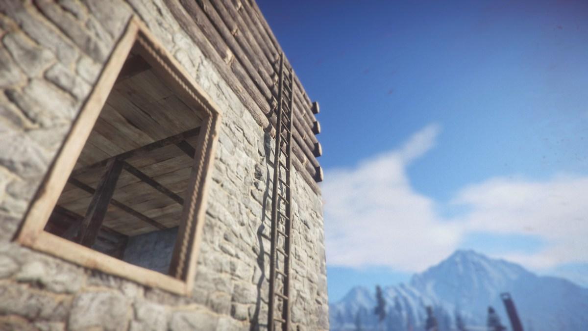 Вертикальные лестницы