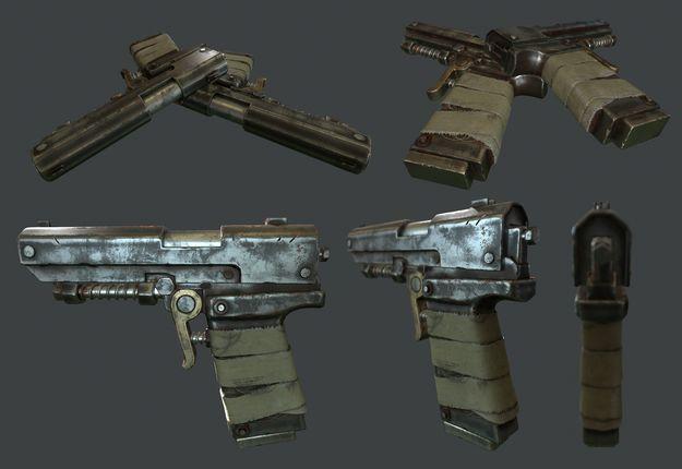 Новый P250-подобный пистолет