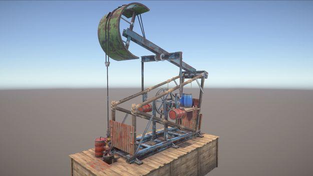 Нефтекачка