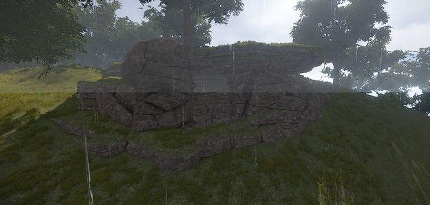 Пещеры на Craggy 3
