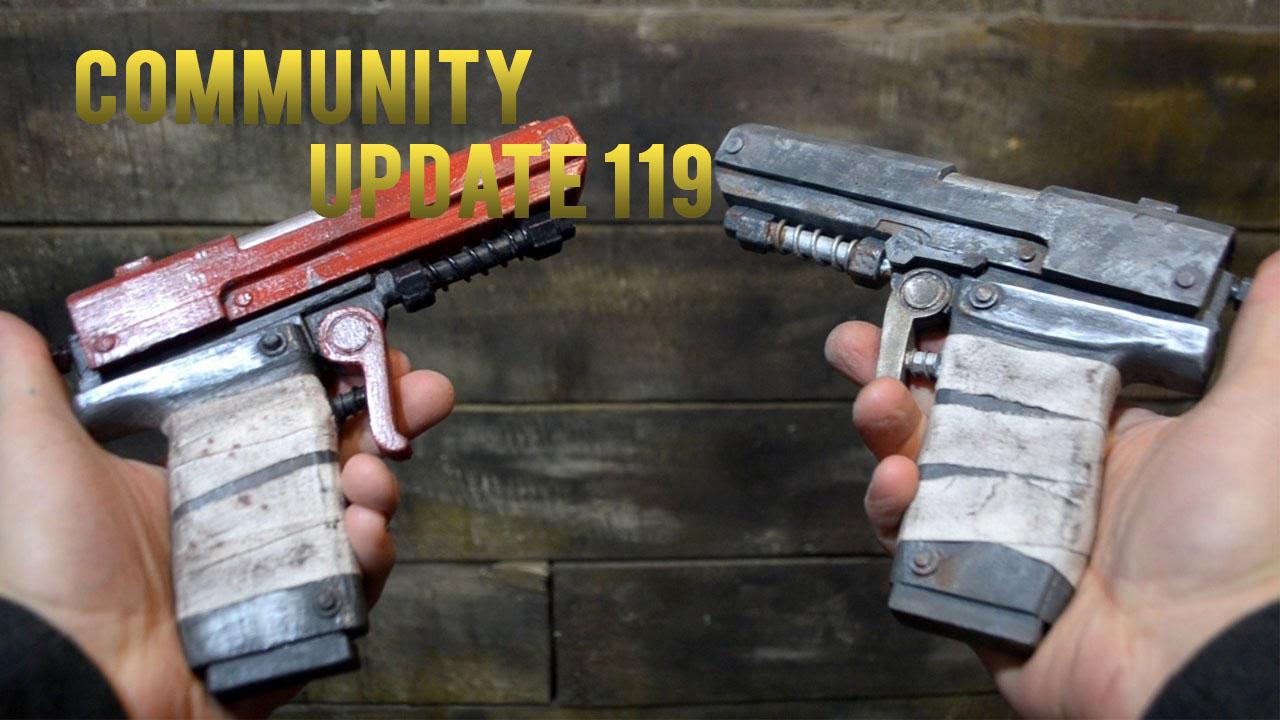 Community Update 119