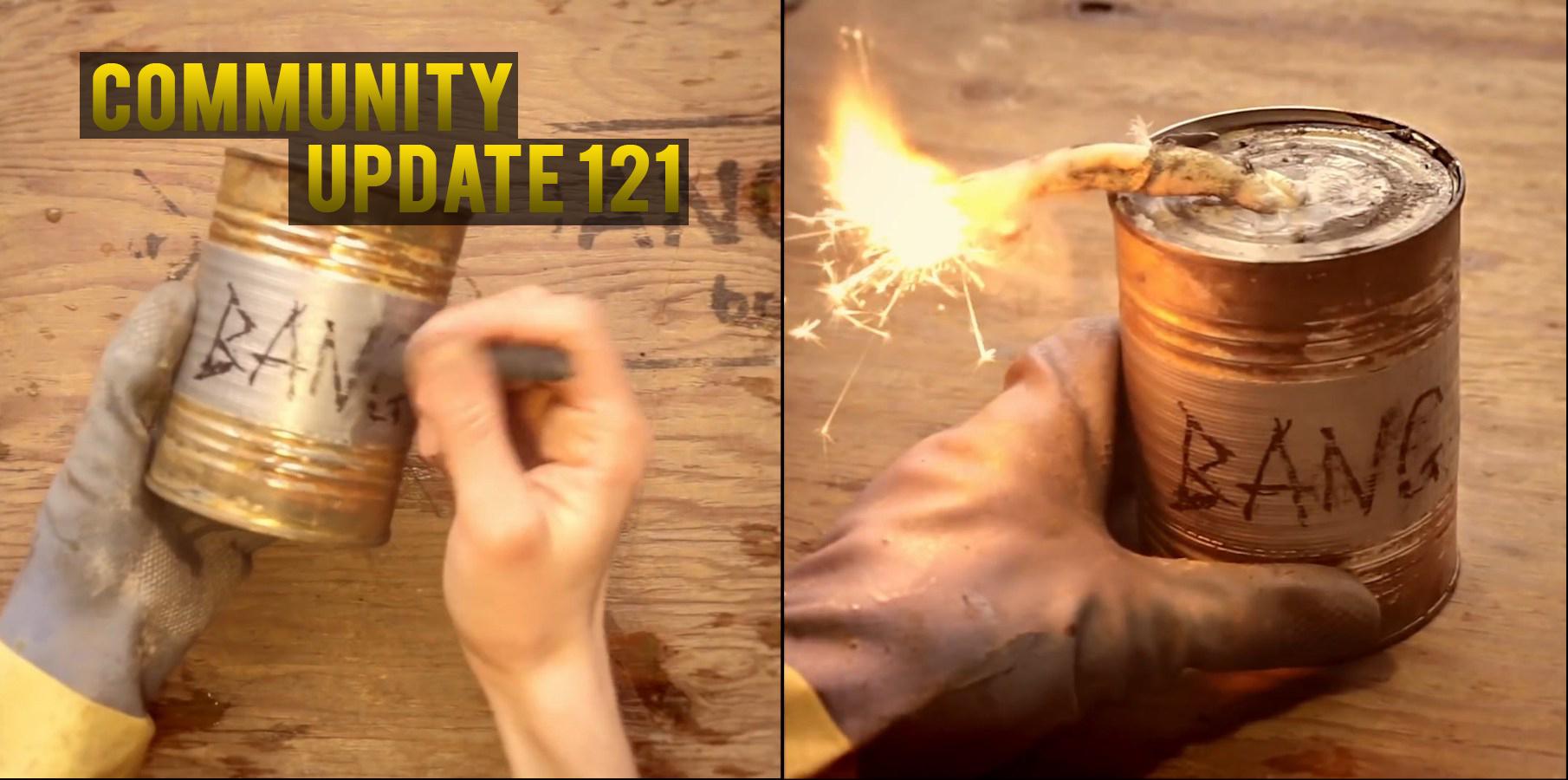 Community Update 121