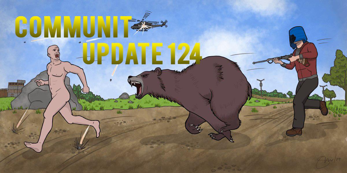 Community Update 124
