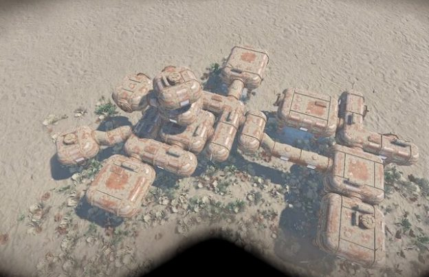подводные лаборатории rust