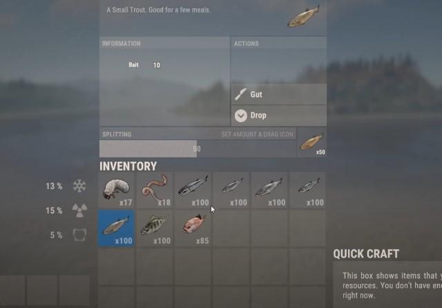 rust рыба и рыбалка