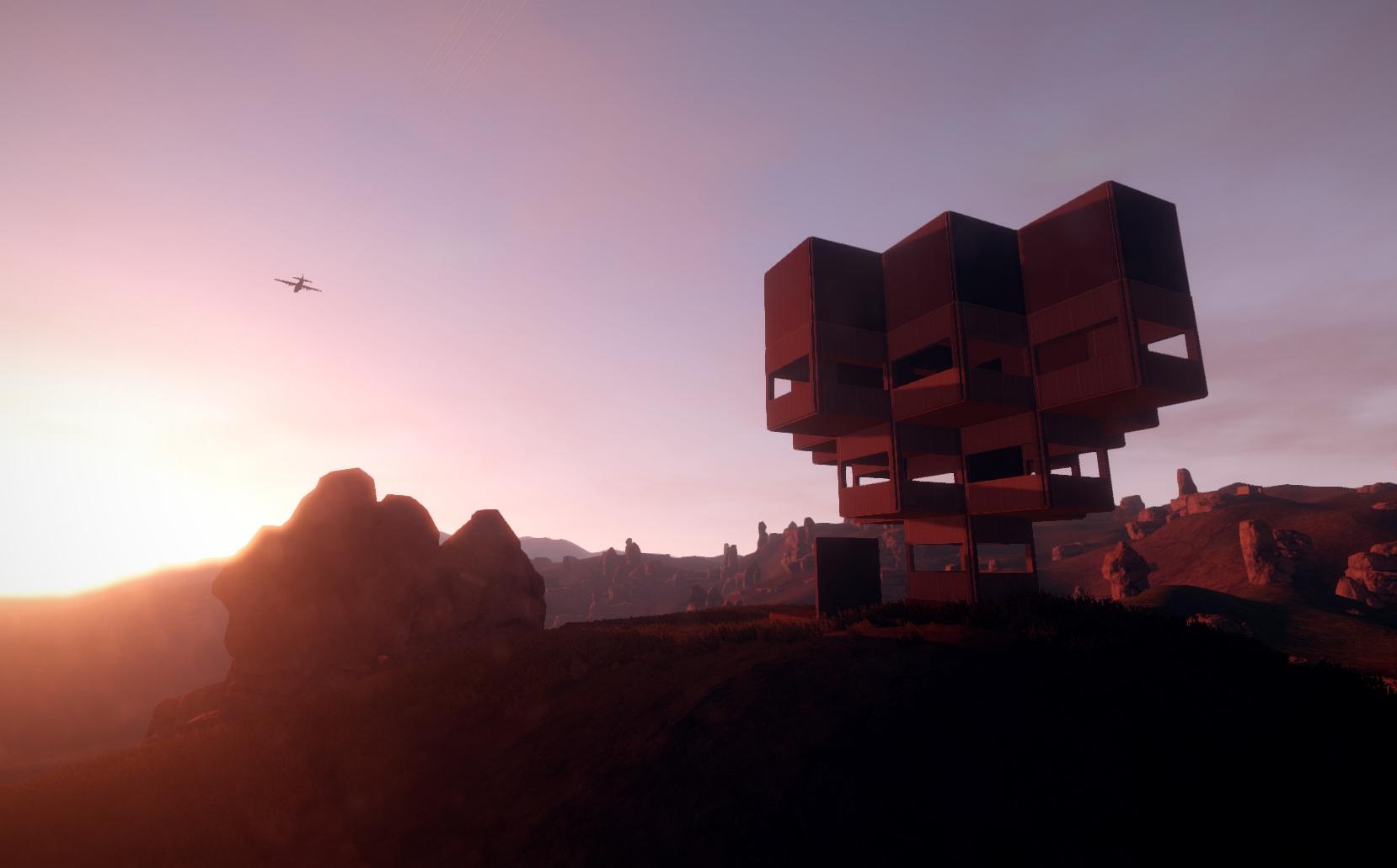Строительство в Rust