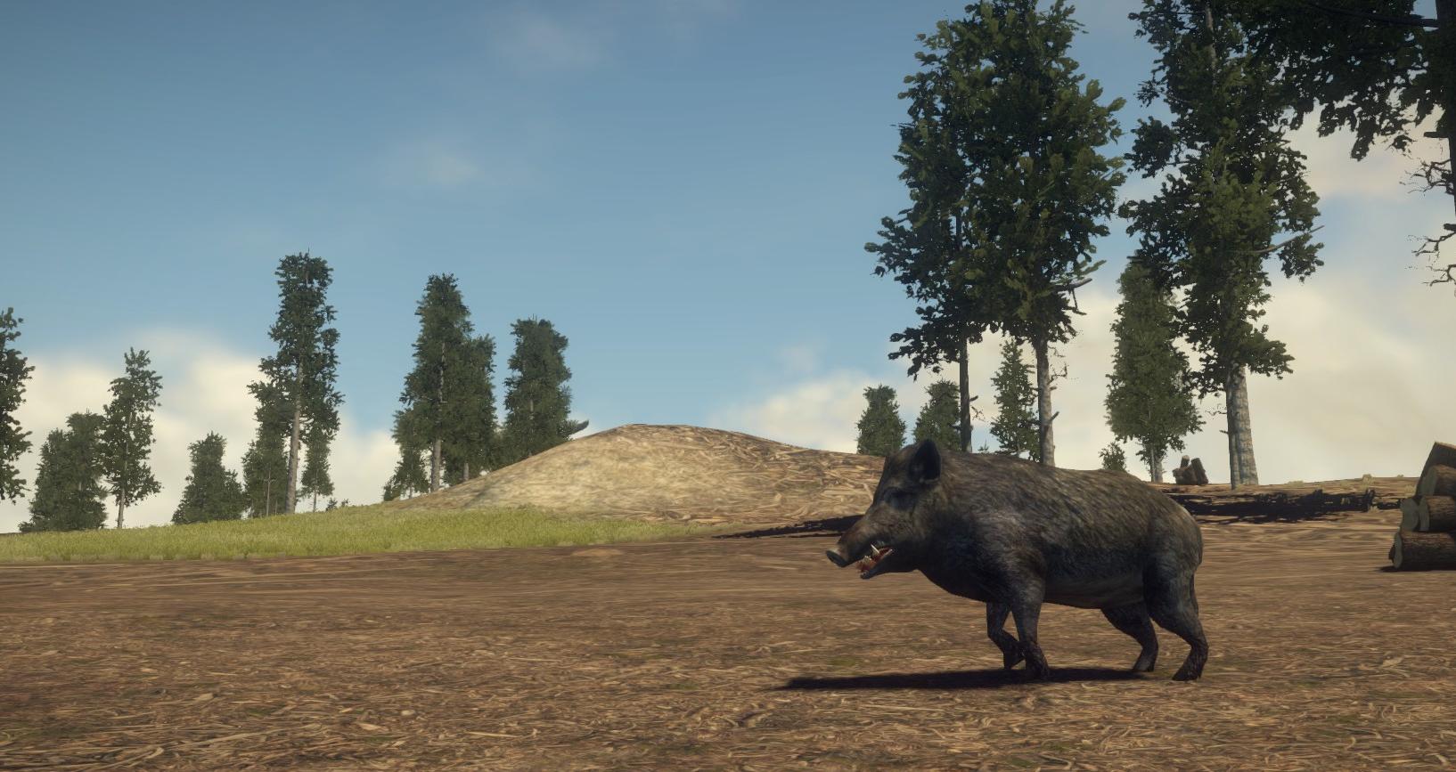 Животные в Rust