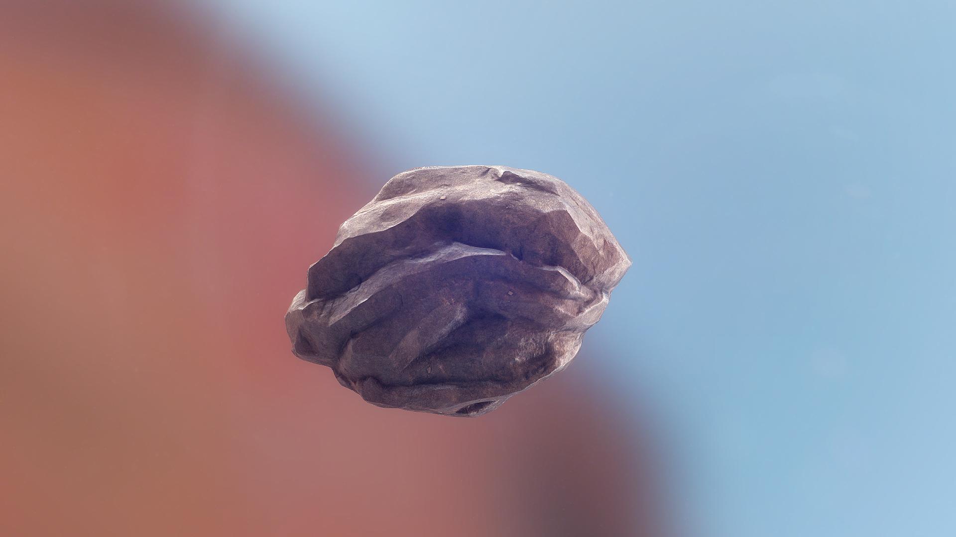 Модель камня №2