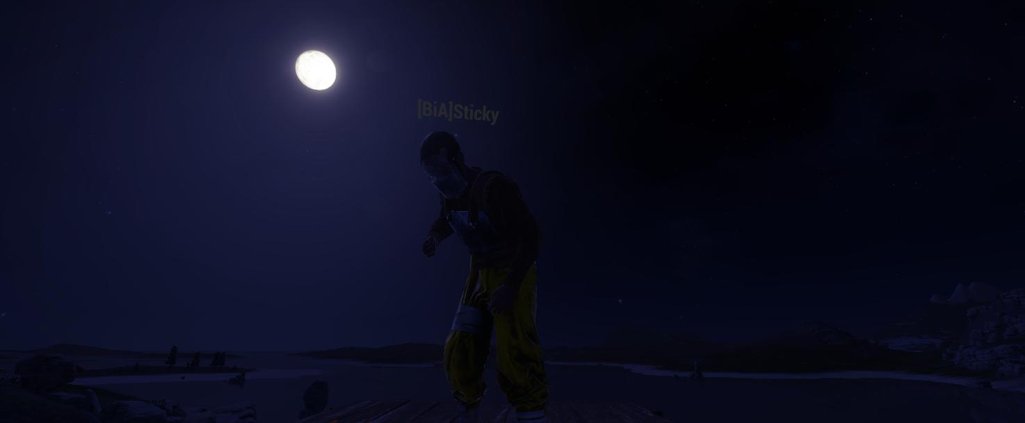 Ник в ночи