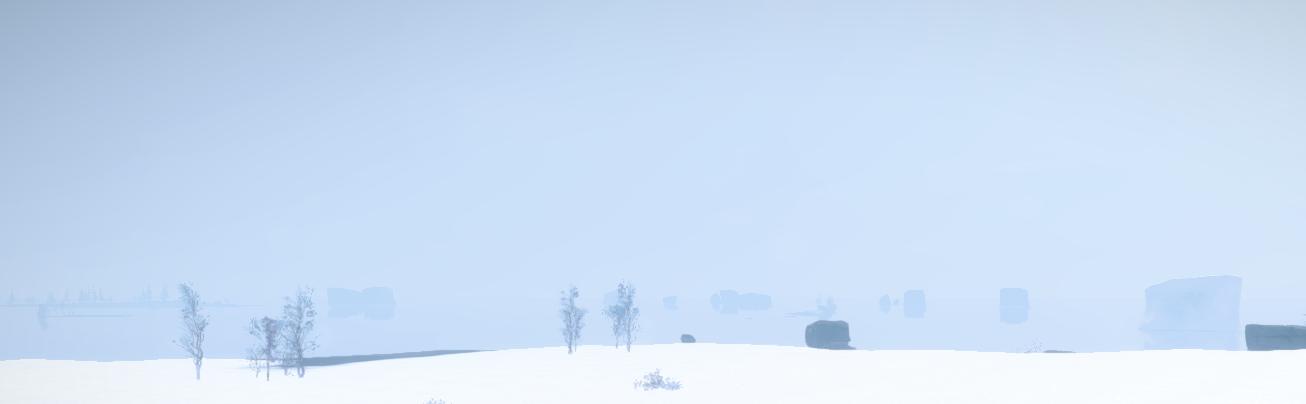 Где-то вдали айсберги