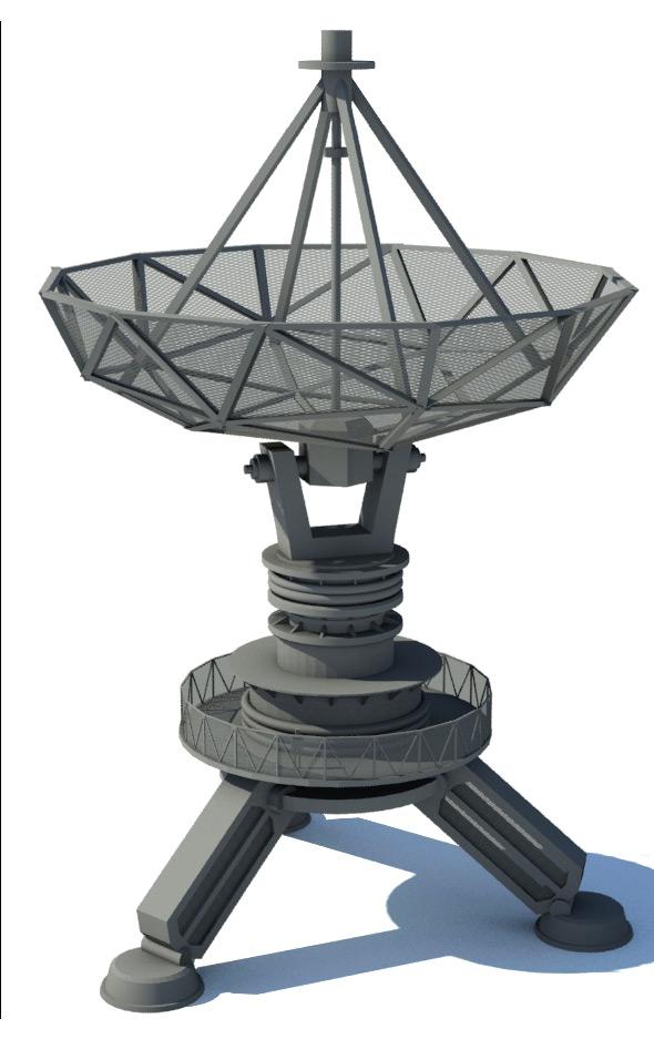 3D-модель сателлита