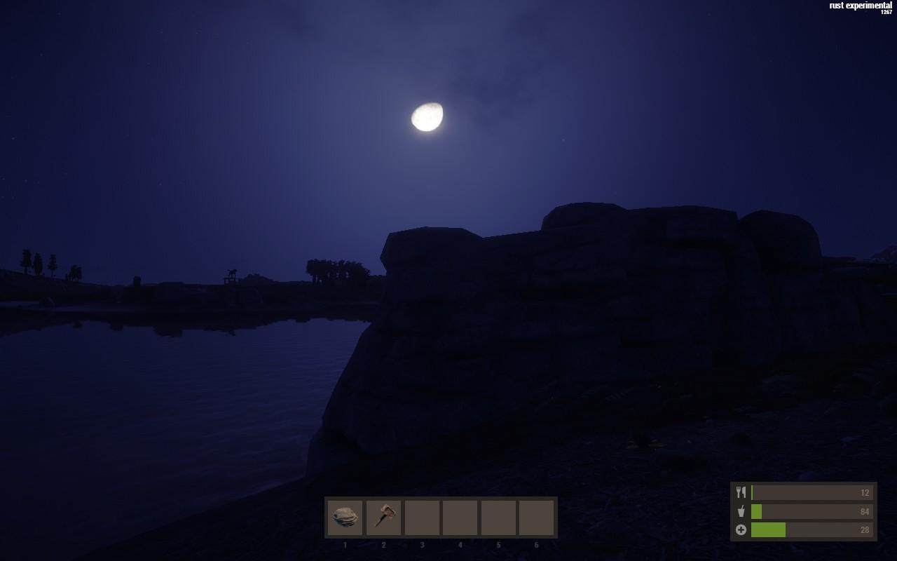 Стройка под покровом ночи