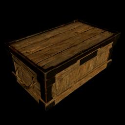 Large Wood Box