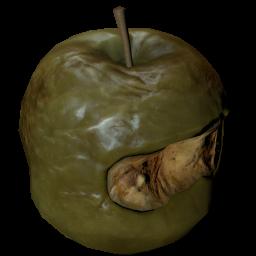 Испорченное яблоко (Spoiled Apple)
