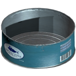 Пустая банка из под тунца (Can Tuna Empty)