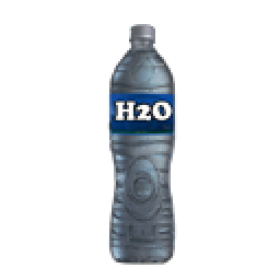 Маленькая бутылка воды (Small Water Bottle)