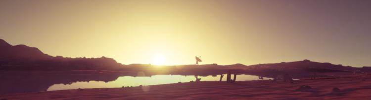 Сателлит на горизонте