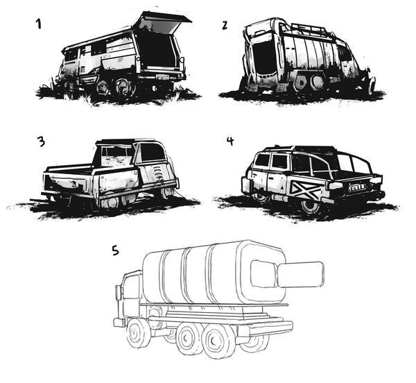 Автомобильный арт 3
