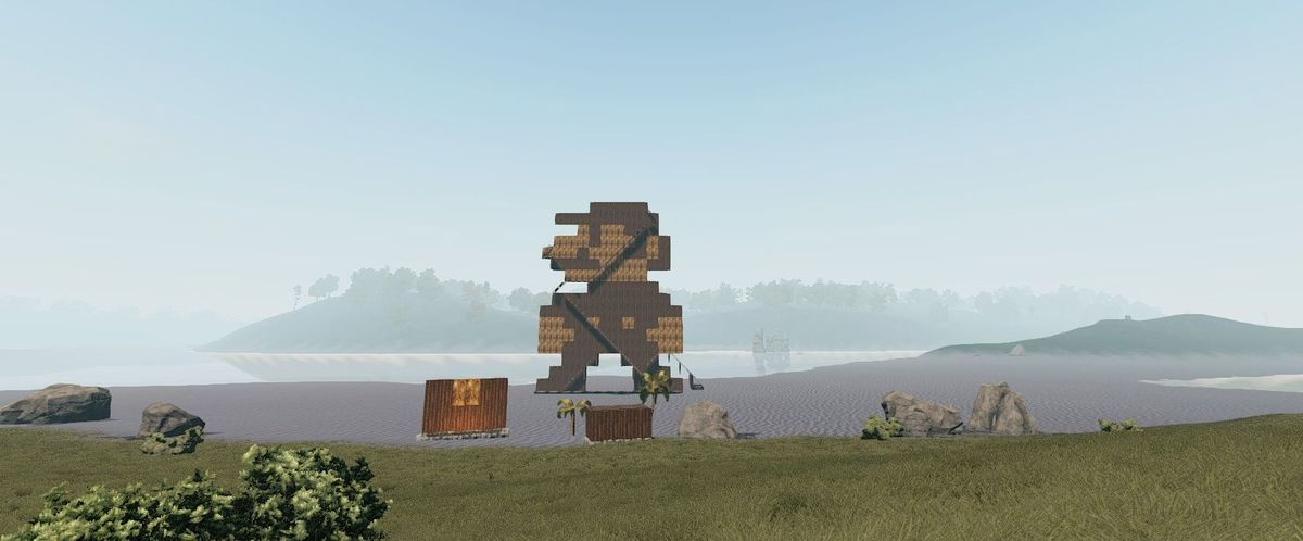 Марио в Rust #2