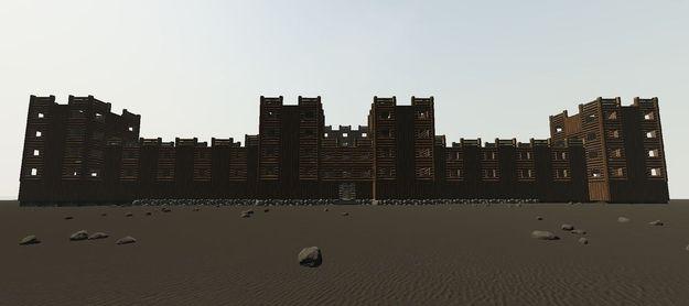 Замок от скуки №5