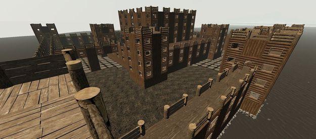 Замок от скуки №6