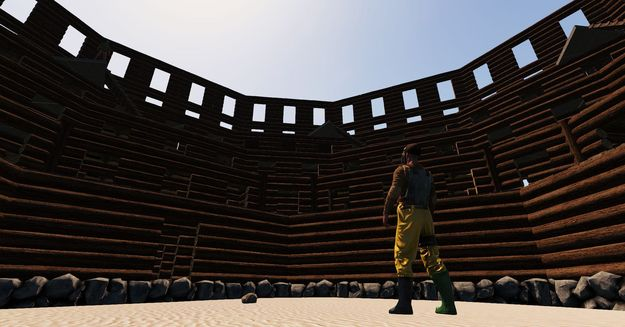Гладиаторская Арена 02