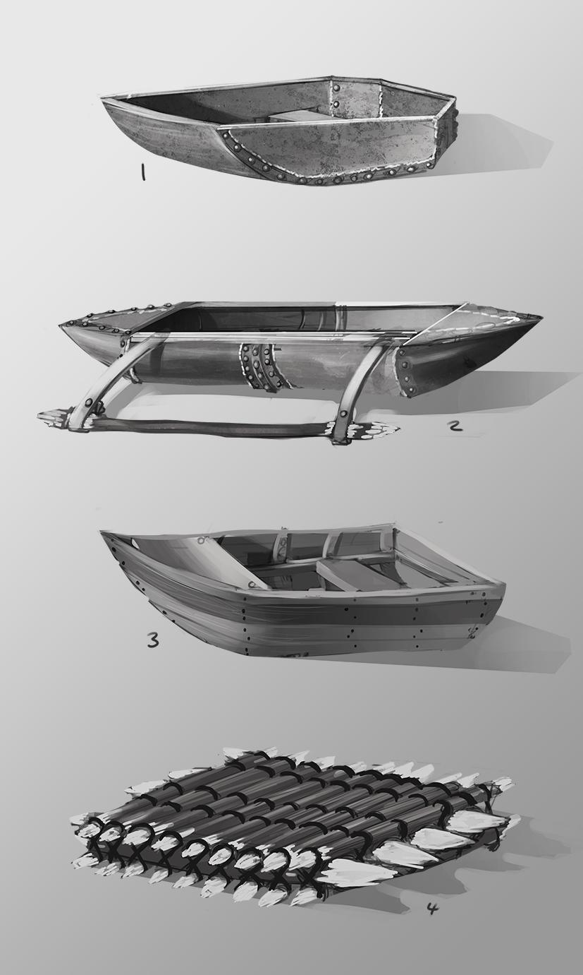 Лодки №3