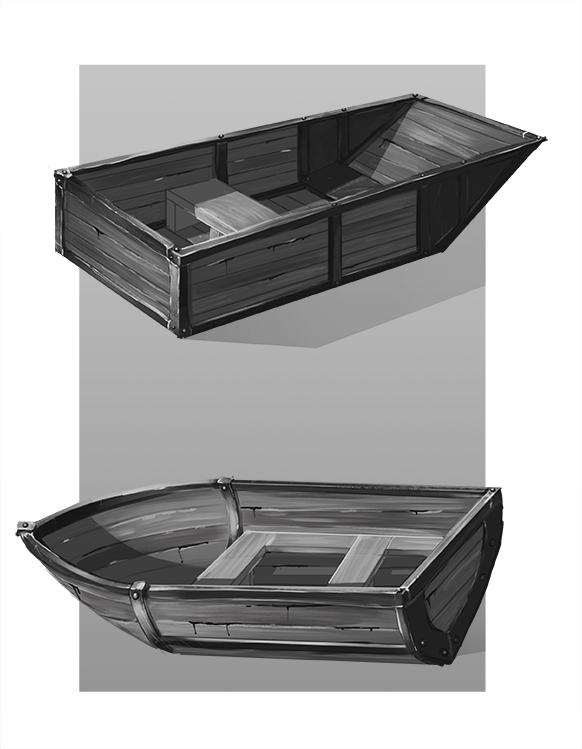 Лодки №1