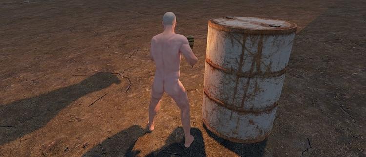 Enature russian bare nudists
