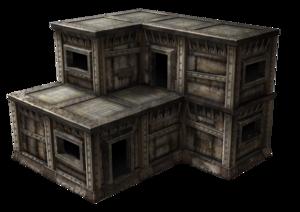 Металлический дом 1