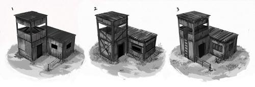 Металлический дом 2