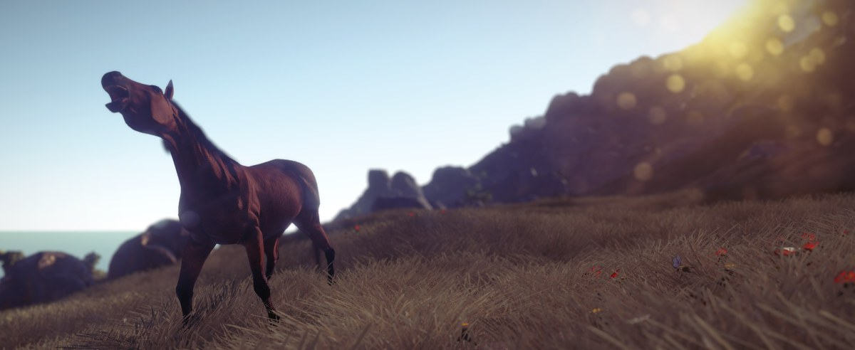 Лошади в Rust