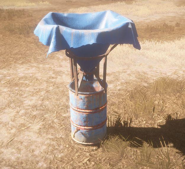 Малый коллектор для воды