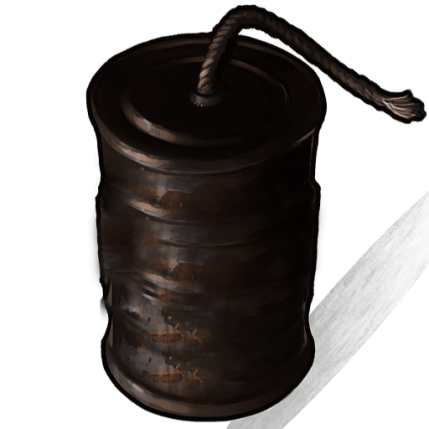 Иконка бомбы для поиска залежей