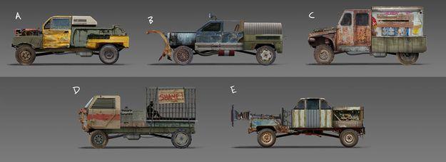 Новые концепты авто