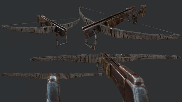 Арбалет в Rust
