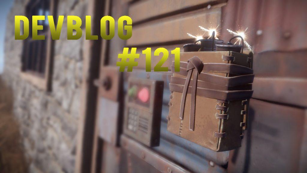 Devblog 121