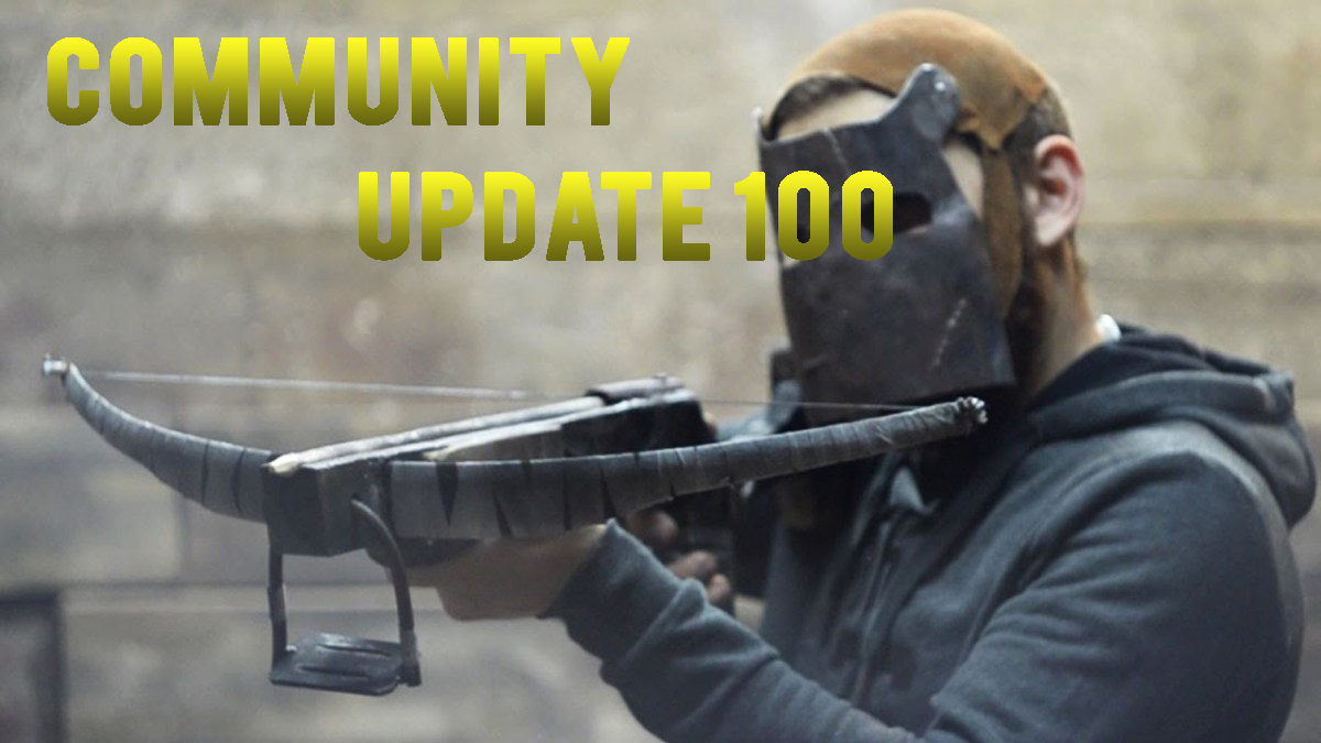 Community Update 100