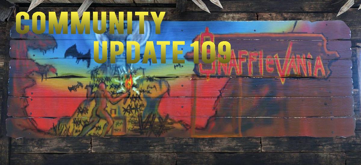 Community Update 109