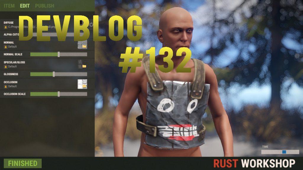 Devblog 132