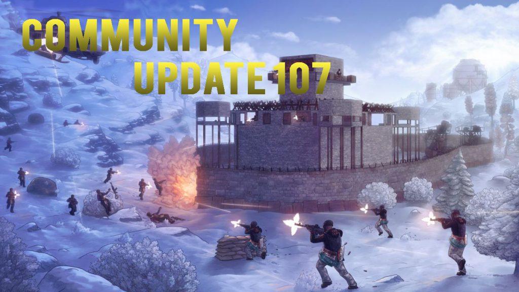 Community Update 107