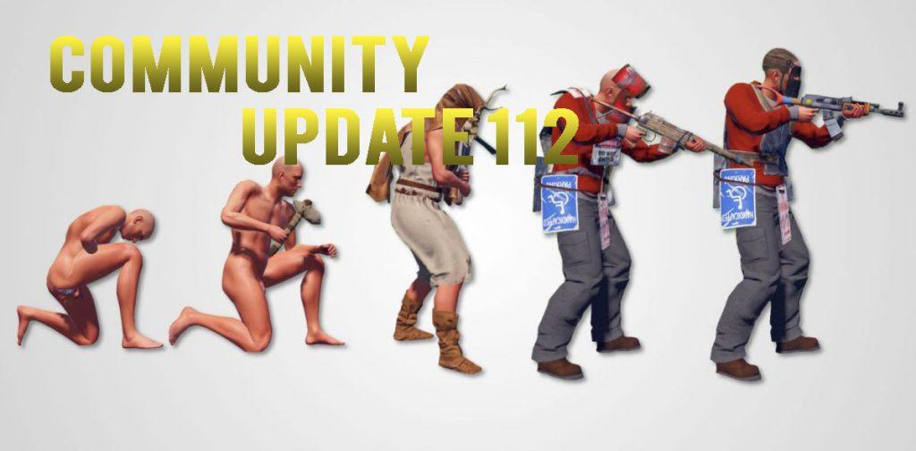 Community Update 112