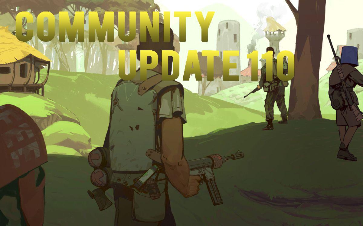 Community Update 110