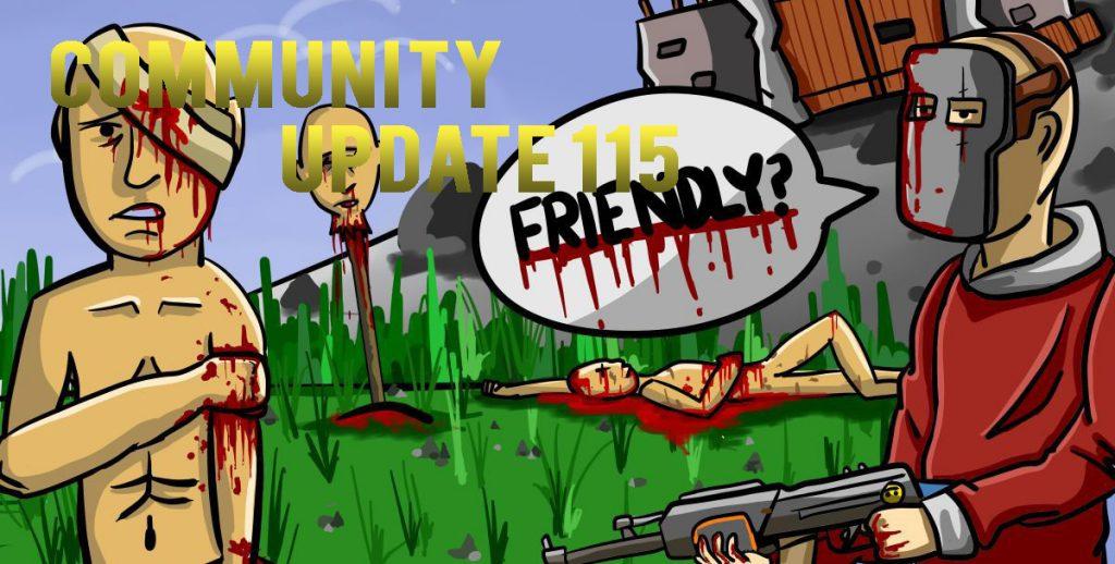 Community Update 115