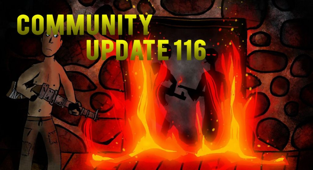 Community Update 116
