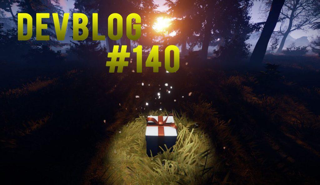 Devblog 140