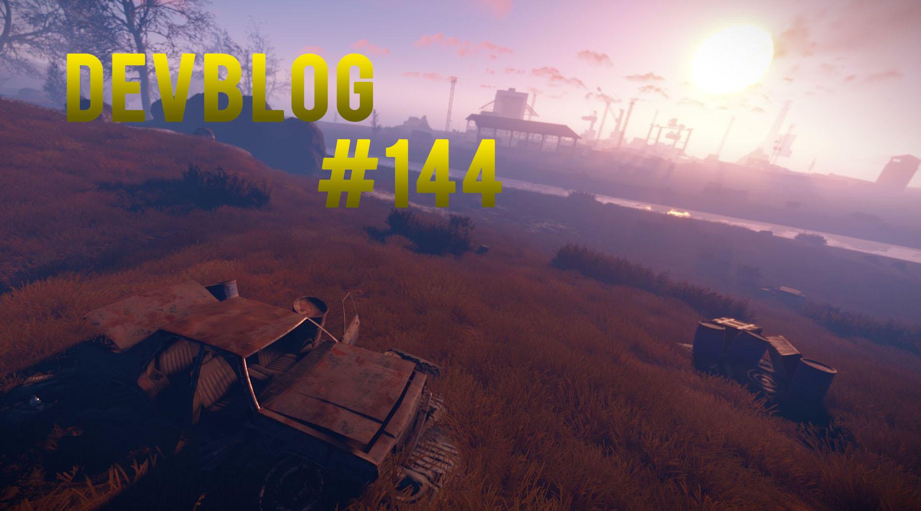 Devblog 144